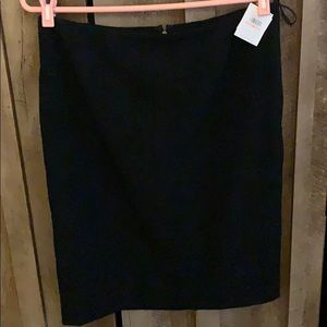 Calvin Klein pencil skit size 10 black